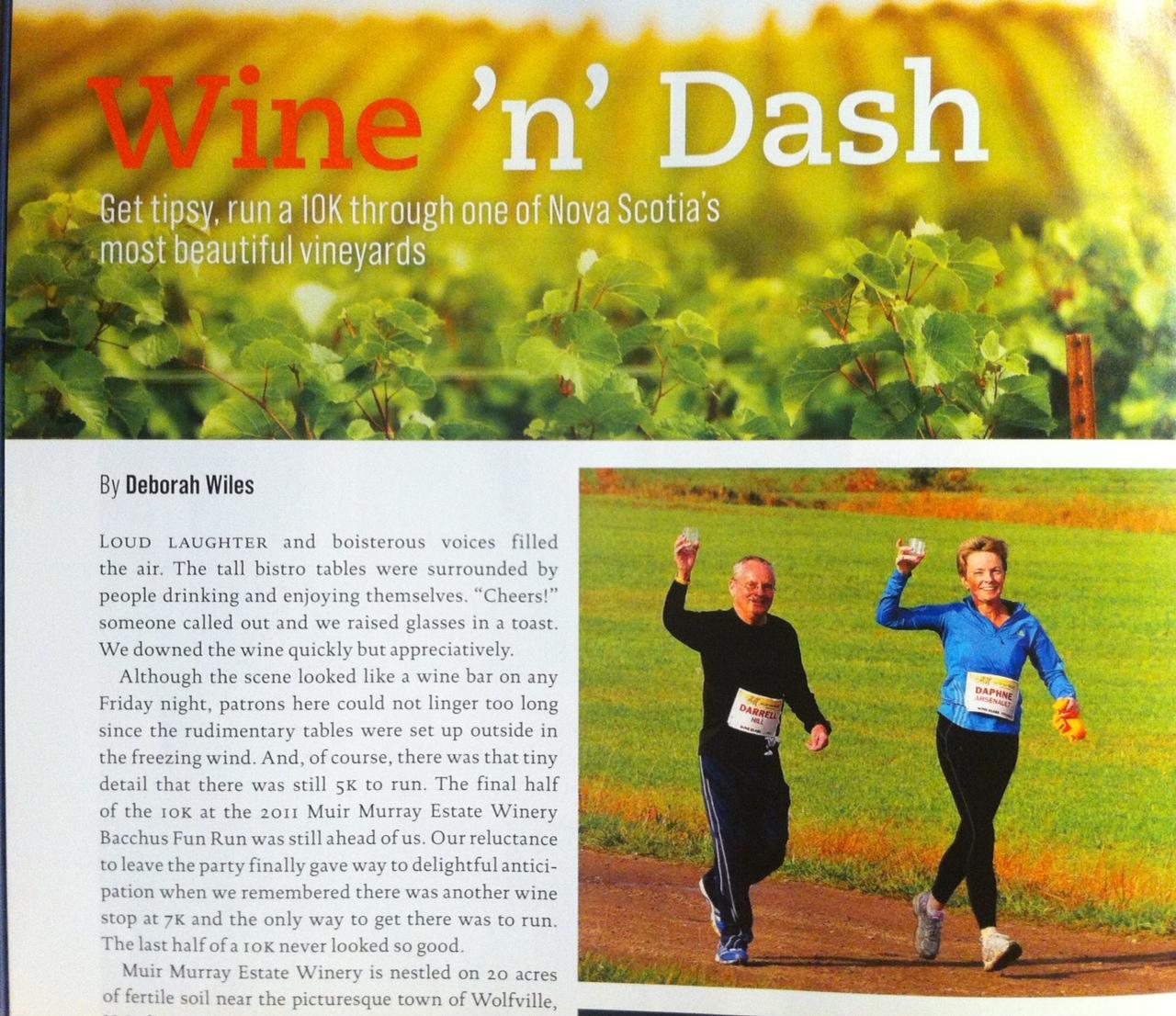 Wine And Dash