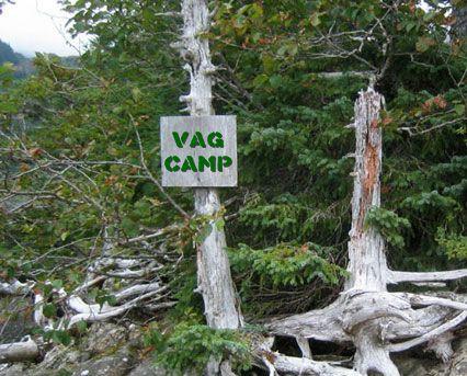 Vagina Camp.