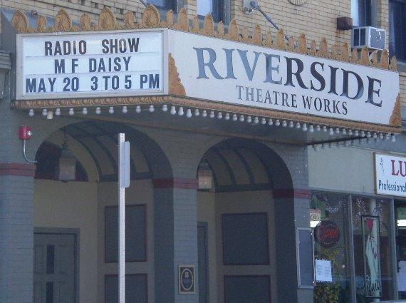 Radioshow – MF Daisy Songbook Concert